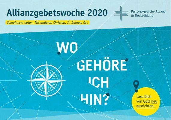 Di/Mi 14./15.01. Allianz - Gebetswoche