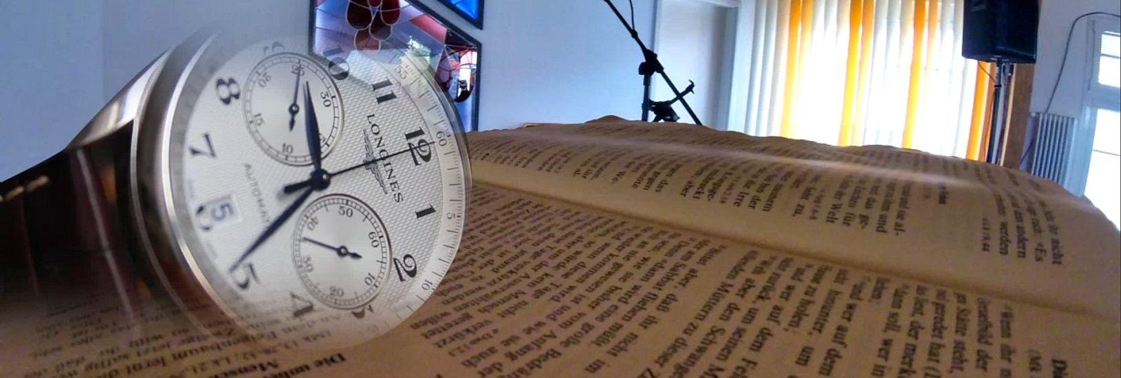 Die Endzeitreden Jesu - biblische Prophetie am Beispiel von Jerusalem