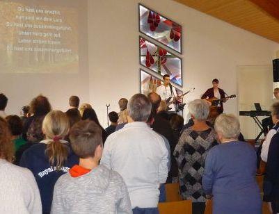Gottesdienste am Sonntag 25.10.